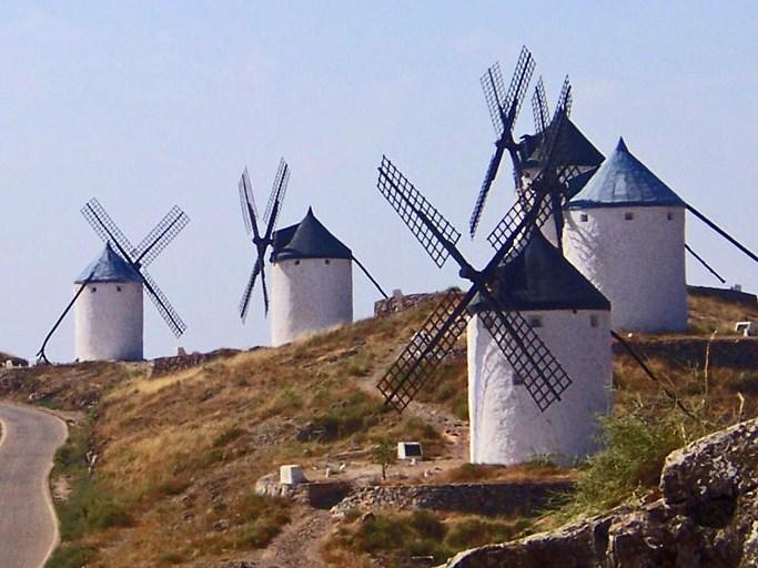LaManchaWindmills