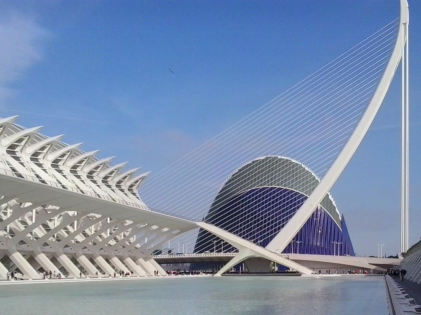 CalatravaScienceCity