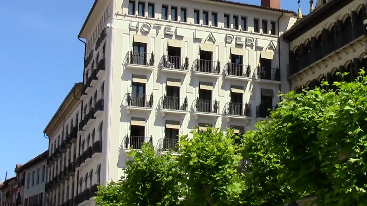 PamplonaHotelPerla